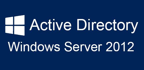 Windows Server 2012 - Active Directory