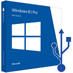 Microsoft Windows 8.1 USB